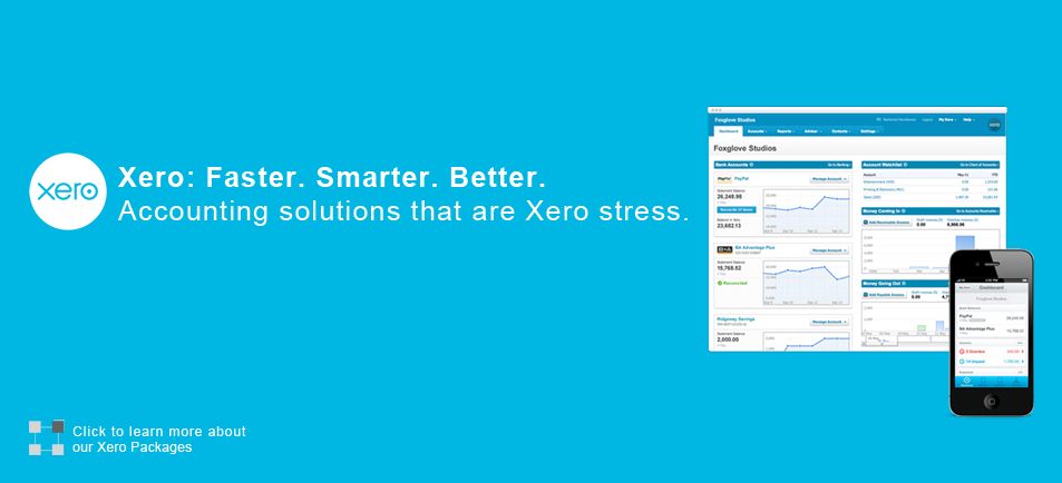 Click to learn more about Xero Accounting