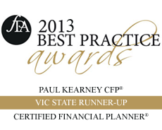 2013 FPA Best Practice Awards Seal